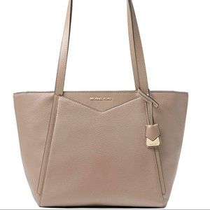 Michael Kors Leather Whitney